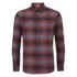 Merrell Subpolar Flannel Shirt - Dark Rust: Image 1