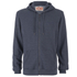 Salvage Men's Zip Through Hoody - Nightshade Navy Marl: Image 1