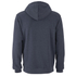 Salvage Men's Zip Through Hoody - Nightshade Navy Marl: Image 2