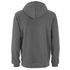 Salvage Men's Zip Through Hoody - Charcoal Marl: Image 2
