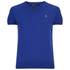 Polo Ralph Lauren Women's Short Sleeve Sweatshirt - Cruise Royal: Image 1