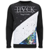 Hack Men's Erasmus Block Sweatshirt - Black: Image 1
