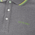 Animal Men's Pique Polo Shirt - Charcoal Grey Marl: Image 3