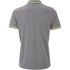 Animal Men's Pique Polo Shirt - Charcoal Grey Marl: Image 2