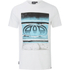 Animal Men's Loffy Graphic Print T-Shirt - White: Image 1