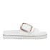 Senso Women's Kada Leather Double Strap Sandals - Ice: Image 1