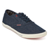 Jack & Jones Men's Spider Canvas Pumps - Light Blue Denim: Image 4