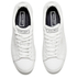 Jack & Jones Men's Bane PU Trainers - White: Image 2