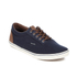 Jack & Jones Men's Vision Mix Canvas Pumps - Navy Blazer: Image 4