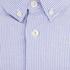 A.P.C. Men's Button Down Shirt - Blue: Image 3