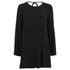 The Fifth Label Women's Sound and Vision Long Sleeve Playsuit - Black: Image 1