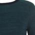 Jack & Jones Men's Jack Sweatshirt - Deep Teal: Image 3