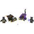 LEGO DC Vs. Marvel: Mighty Micros: Batman™ vs. Catwoman™ (76061): Image 3
