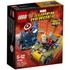 LEGO DC Vs. Marvel Mighty Micros: Captain America Vs. Red Skull (76065): Image 1
