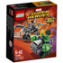 LEGO DC Vs. Marvel Mighty Micros: Hulk Vs. Ultron (76066): Image 1