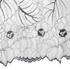 Ganni Women's Lace Blouse - Vanilla Ice: Image 3