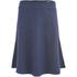 Selected Femme Women's Selma Midi Denim Skirt - Dark Blue Denim: Image 1