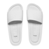 Melissa Women's Beach Slide Sandals - White Matt: Image 1