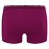 Bjorn Borg Men's Seasonal Basic 3 Pack Boxer Shorts - Beet Red: Image 3