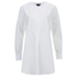 Theory Women's Tillfin Shirt - White: Image 1