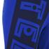 adidas Women's Stella Sport Gym Logo Tights - Blue: Image 7
