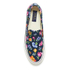 Polo Ralph Lauren Men's Mytton-Ne Slip on Trainers - Navy/Floral: Image 3