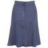 Selected Femme Women's Debora Denim Skirt - Mid Blue: Image 2