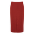 Selected Femme Women's Soma Pencil Skirt - Pompeian Red: Image 1