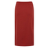 Selected Femme Women's Soma Pencil Skirt - Pompeian Red: Image 2