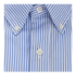 Polo Ralph Lauren Men's Small Stripe Dress Shirt - Sky: Image 4
