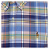 Polo Ralph Lauren Men's Checked Button Down Shirt - Blue: Image 3