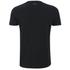 BOSS Green Men's Tee 1 Logo T-Shirt - Black: Image 2