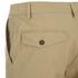 Universal Works Men's Slub Japanese Cotton Deck Shorts - Camel: Image 3