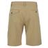 Universal Works Men's Slub Japanese Cotton Deck Shorts - Camel: Image 2
