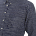 Universal Works Men's Ikat Everyday Shirt - Navy: Image 3
