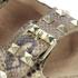 Ash Women's Utopia Studded Snake Print Double Strap Sandals - Desert/Wilde: Image 4