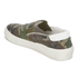Ash Women's Nikita Canvas Slip-on Trainers - Army White/Army: Image 5