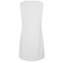 Diane von Furstenberg Women's Kaleb Combo Emb Dress - White/Black: Image 2