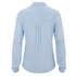 VILA Women's Pama Long Sleeve Shirt - Cashmere Blue: Image 2