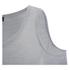 VILA Women's Count Cold Shoulder Jumper - Light Grey Melange: Image 4