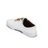 Polo Ralph Lauren Men's Faxon Canvas Trainers - White: Image 5