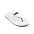 Polo Ralph Lauren Men's Whittlebury Flip Flops - White/ Newport Navy: Image 3
