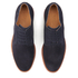 Polo Ralph Lauren Men's Cartland Suede Derby Shoes - Navy: Image 2