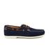 Polo Ralph Lauren Men's Bienne II Suede Boat Shoes - Newport Navy: Image 1