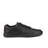 Polo Ralph Lauren Men's Hugh Leather Trainers - Black: Image 1