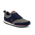 Polo Ralph Lauren Men's Ponteland Suede Sports Trainers - Newport Navy/Charcoal Grey: Image 4