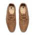 H Shoes by Hudson Men's Barra Woven Leather Shoes - Tan: Image 2