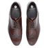 H Shoes by Hudson Men's Olave Leather Derby Shoes - Brown: Image 2