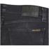Nudie Jeans Women's Skinny Lin 'Skinny/Curved Waist' Jeans - Used Black: Image 3