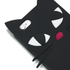 Lulu Guinness Women's Kooky Cat iPhone 6 Case - Black: Image 2